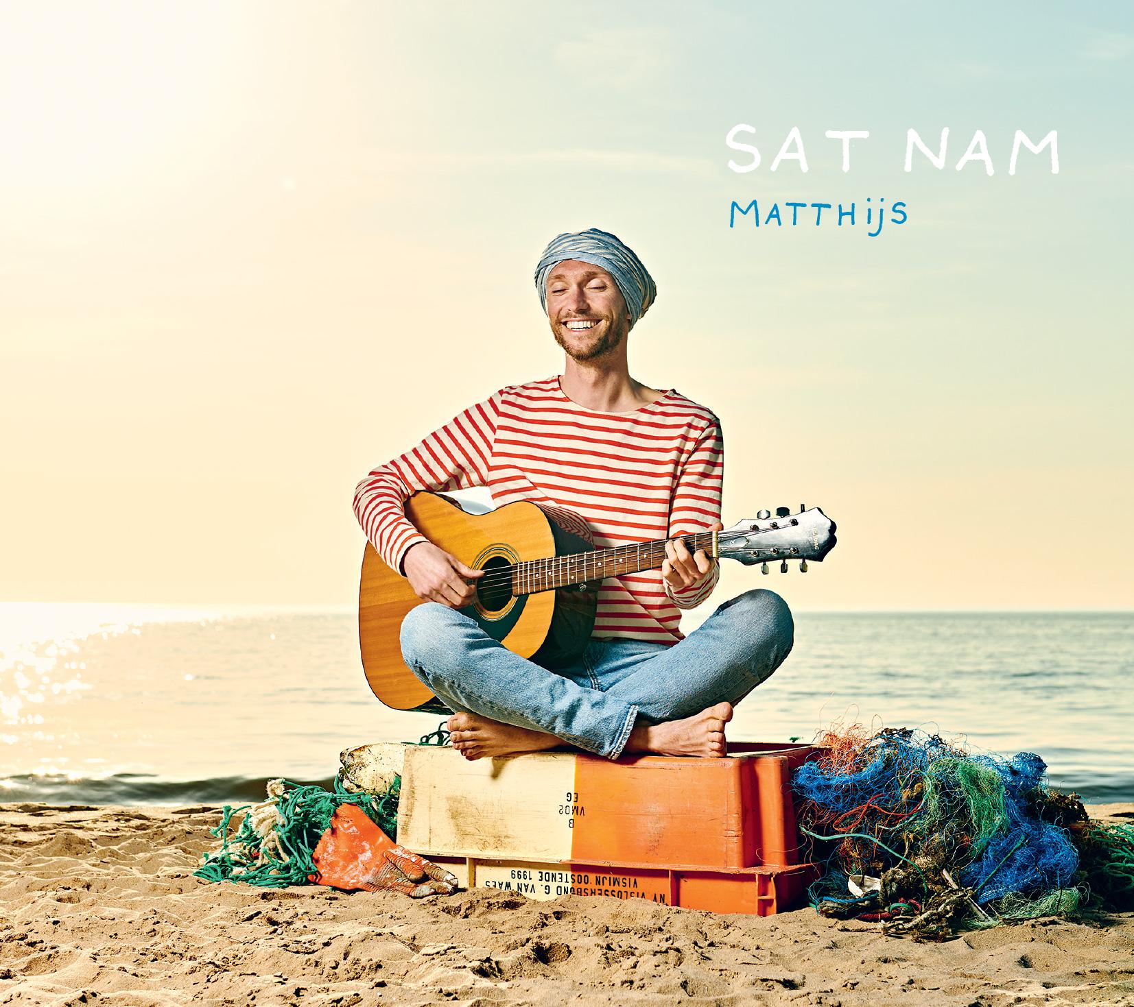 Matthijs - Sat Nam (voorkant)